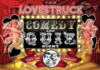 Lovestruck Comedy And Quiz Night